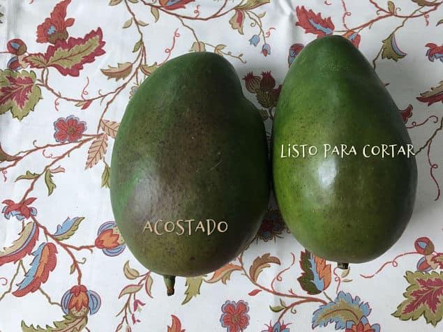 Mango para principiantes: cómo cortar un mango