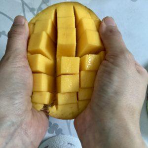 Mango para principiantes: Cómo cortar mango