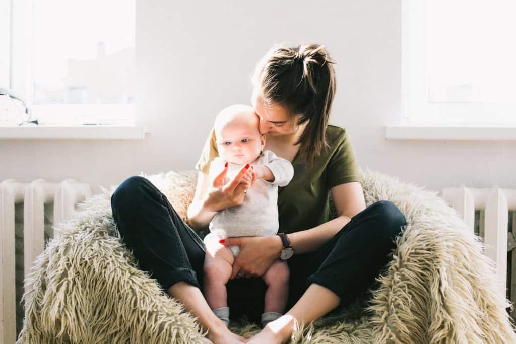 Lecciones sobre burnout maternal